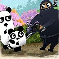 3 Pandas 4 in Japan