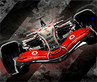 3D F1 Racing