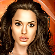 Angelina Joli Make Up