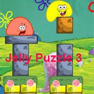 Spongebob Squarepants Jelly Puzzle 3