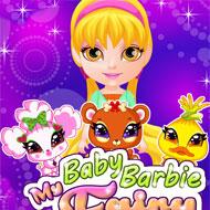 Baby Barbie My Fairy Pets