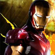 Iron Man Explore Mars