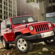 Jeep Pro Parking Light