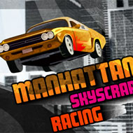 Manhattan Skyscrapers Racing