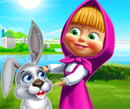 Masha and the Bunny