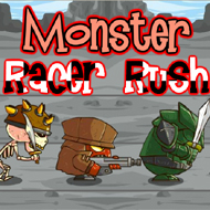Monster Racer Rush